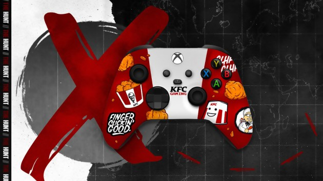 Xbox Series X S A Collector S Kfc Controller However In Dangerous Style