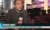 E3 2010 > Interview François Ruault (Microsoft)