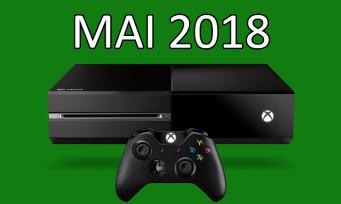 Xbox One / Xbox 360 : les jeux gratuits du mois de mai 2018