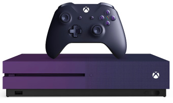 Xbox One S : la console collector aux couleurs de Fortnite Battle Royale confirmée