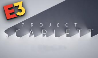 Xbox Scarlett : voici toutes les caractéristiques de la console