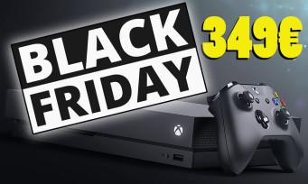 Black Friday : la Xbox One X proposée au prix de 349€