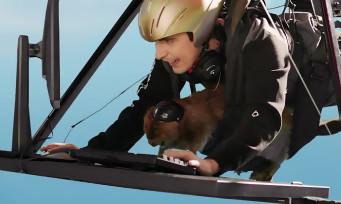 Xbox Game Pass PC : quand Shroud en fait la publicité sur un deltaplane