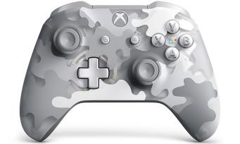 Xbox One : unboxing de la nouvelle manette Arctic Camo