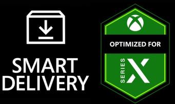 Xbox Series X : trailer et infos sur le Xbox Smart Delivery