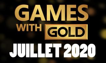 Xbox Live : la liste complète des jeux gratuits pour juillet 2020