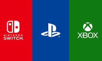Xbox, PlayStation et Nintendo main dans la main pour la sécurité des joueurs