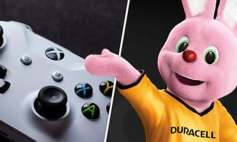 Xbox : Microsoft impose des piles dans ses manettes pour un partenariat