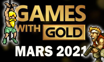 """Xbox : les jeux gratuits """"Games with Gold"""" de Mars 2021, y a du Metal Slug 3"""