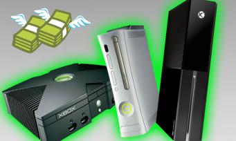 Xbox : les consoles n'ont jamais généré de profits, avoue Microsoft