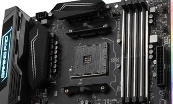 MSI : voici les cartes-mères pour les processeurs AMD Ryzen
