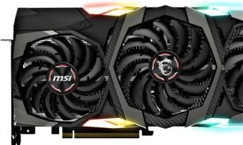 MSI : les GeForce RTX 2080 Ti et 2070 de l'assembleur en images