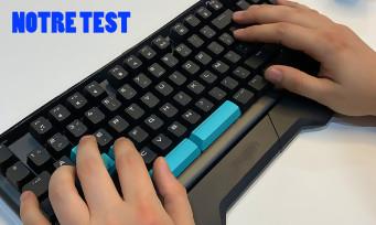 Test Nacon CL-750 OM : un clavier compact qui fait le taf ?