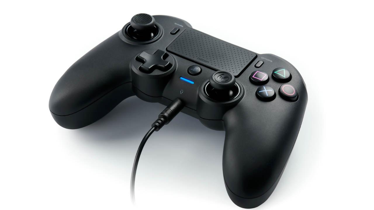 sleek high quality discount shop Nacon annonce une manette PS4 asymétrique, images et détails