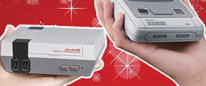 Super NES Mini / NES Mini : après les fêtes de Noël, c'est fini ?