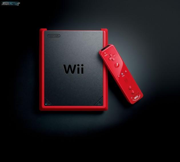Wii Mini Date Et Prix De La Console En France
