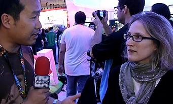E3 2013 : interview Nintendo France avec Anne-Marie Baufine-Ducrocq