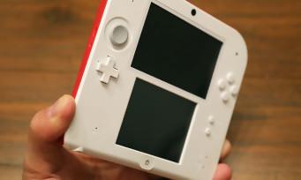 Nintendo 2DS : la console baisse de prix et passe sous les 80 dollars