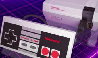 Mini NES : Nintendo sort une nouvelle vidéo en mode vintage de ouf !