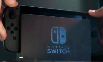 Nintendo Switch : la console plus puissante sur son dock ?