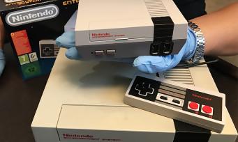 Nintendo Mini-NES : on vous fait l'unboxing et le test de la console aussi !