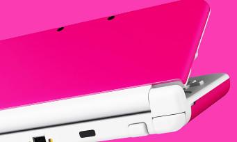 New 3DS XL : Nintendo sort 3 nouveaux coloris très pétillants !