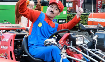 Nintendo poursuit en justice MariCar, un loueur de kart japonais