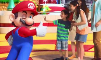 Super Nintendo World : la vidéo de l'attraction d'Universal Studio