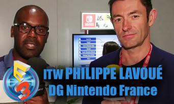 """Philippe Lavoué : """"Chez Nintendo, on apprend de nos erreurs"""""""
