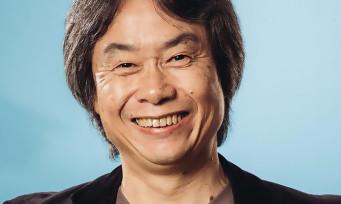 Nintendo : Shigeru Miyamoto parle de la course technologique