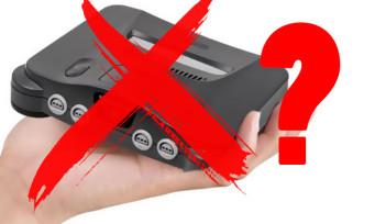 Nintendo 64 Mini : Regils Fils-Aime en parle, un projet à enterrer ?