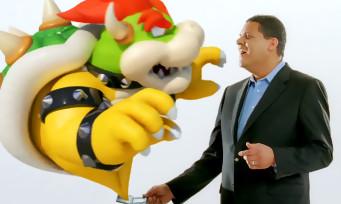 Nintendo of America : Reggie-Fils Aime tire sa révérence