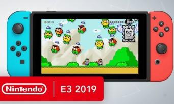 Nintendo : un trailer avec les jeux qui vont sortir en 2019