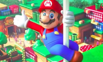 Super Nintendo World : le futur parc d'attractions présenté en vidéo