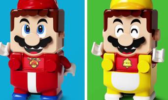 LEGO Super Mario : voici les packs de costumes à acheter en DLC
