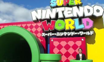Super Nintendo World : Miyamoto nous fait la visite du parc, c'est magique !