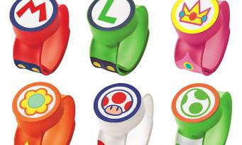 Super Nintendo World : les bracelets connectés seront compatibles avec la Switch