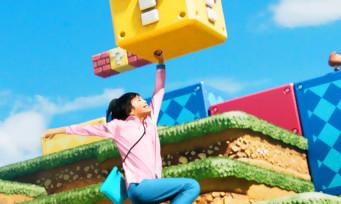 Super Nintendo World : le parc a trouvé sa nouvelle date de grande ouverture