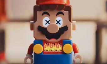 LEGO Mario : un nouveau set en vente, il y a 4 nouveaux méchants dedans