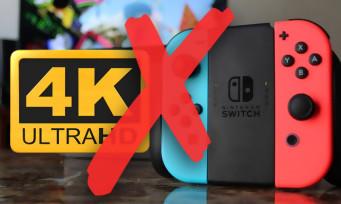 """Aucune console Switch """"Pro 4K"""" n'est prévue, le Président de Nintendo est formel"""