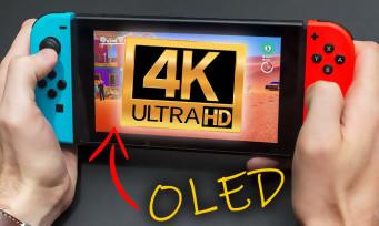 Nintendo Switch Pro : la console confirmée par un fabricant d'écrans OLED ?