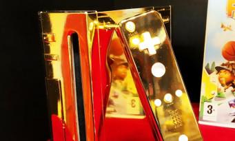 Wii : le modèle en or de la Reine d'Angleterre mis en vente, voici le prix