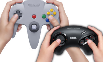 Nintendo 64 + Megadrive : un supplément payant en plus de l'abonnement online sur Switch