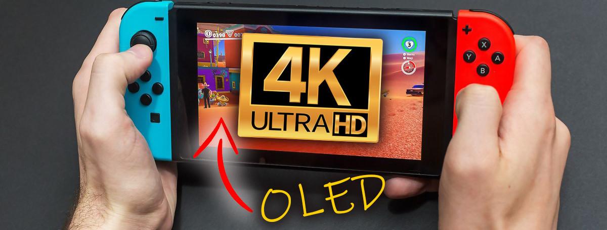 Nintendo Switch Pro : écran OLED, 4K et date de sortie, Bloomberg balance tout