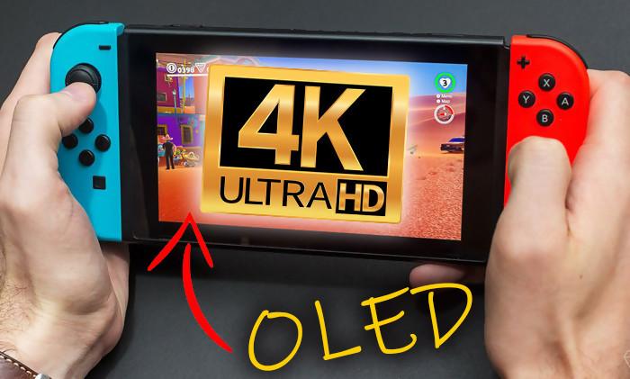 Nintendo Switch Pro : écran OLED, 4K, date de sortie et autres améliorations, tout a fuité ! - JeuxActu