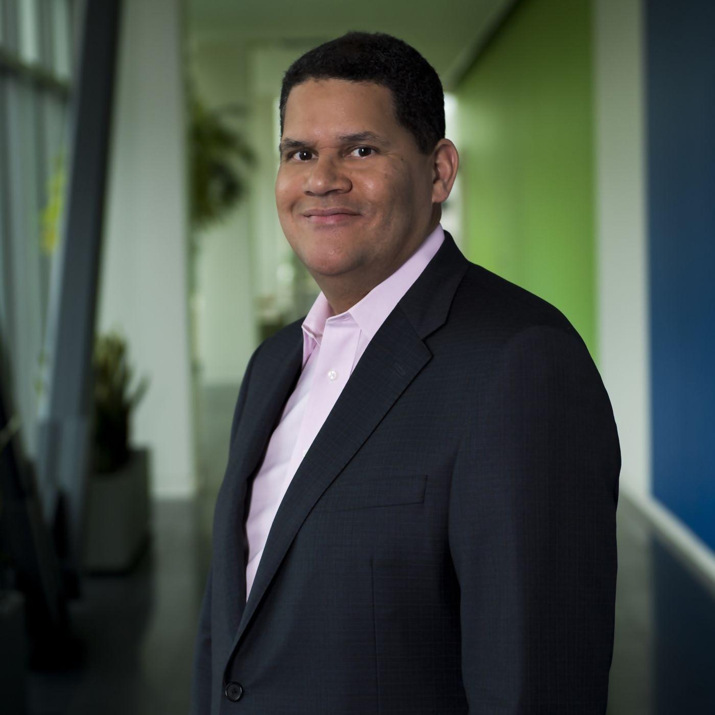 Reggie Fils-Aime prend sa retraite — Nintendo