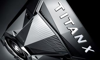 NVIDIA GTX Titan X : la carte graphique à 11 téraflops annoncée à 1300€
