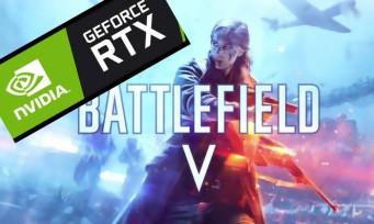Nvidia : Battlefield V offert pour l'achat d'une GeForce RTX !
