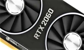 Nvidia : la RTX 2060 son prix et ses perfromances ont fuité