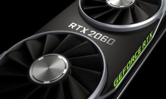Nvidia : toutes les infos sur la GeForce RTX 2060 !